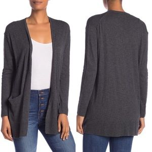 Madewell summer Ryder cardigan gray large